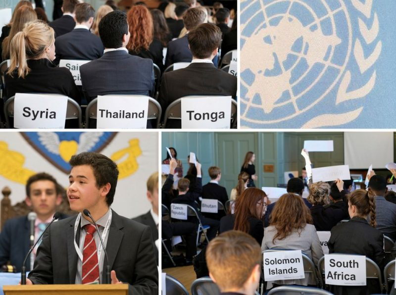 24 hours to go until Model United Nations 2018