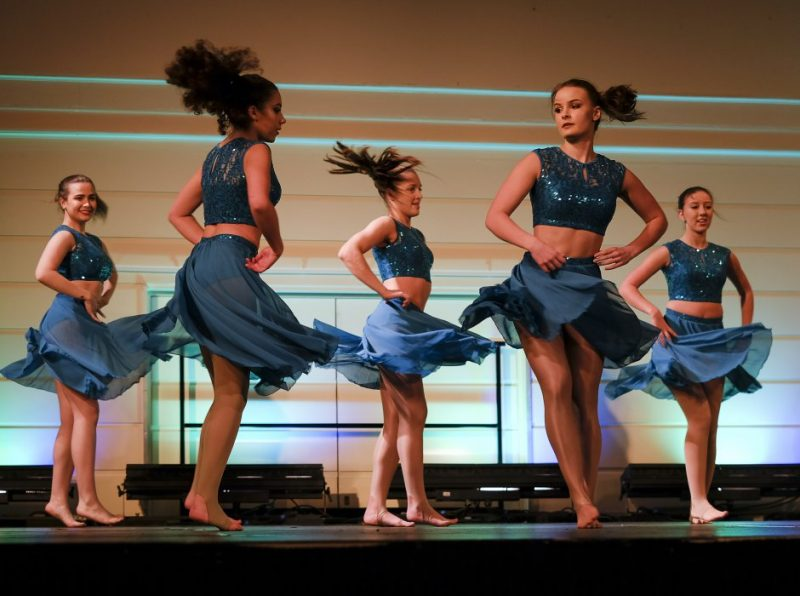 Dance is on offer at Haileybury