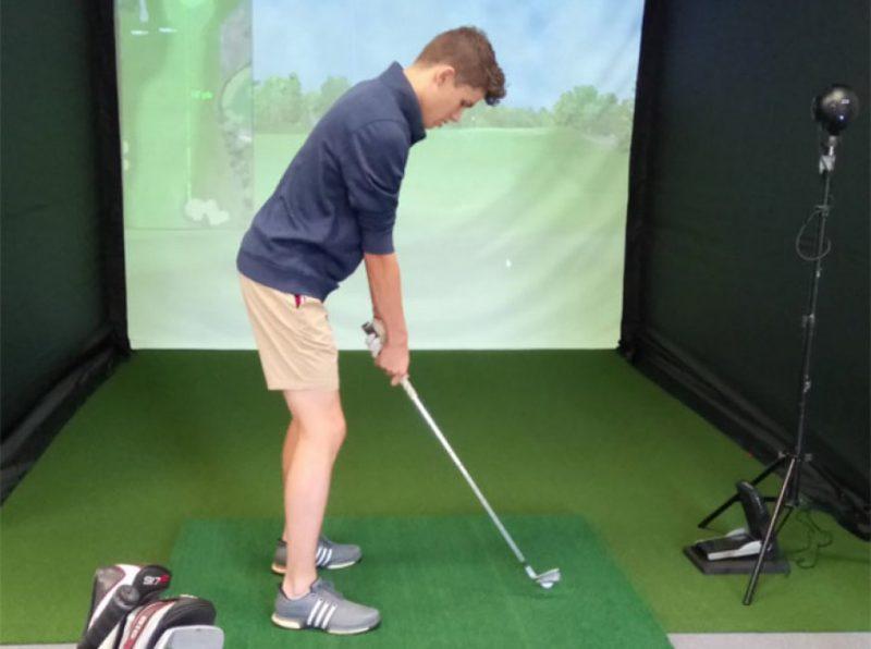 Haileybury acquire a high-definition golf simulator