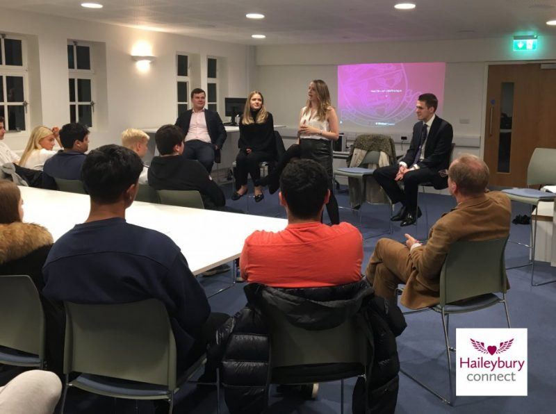 Haileybury Connect Careers Forum