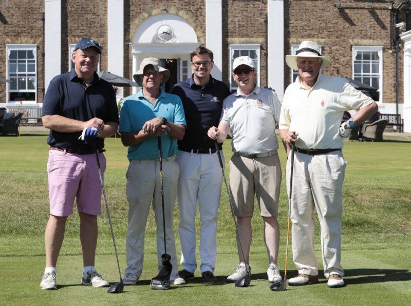 Haileybury Golf Day