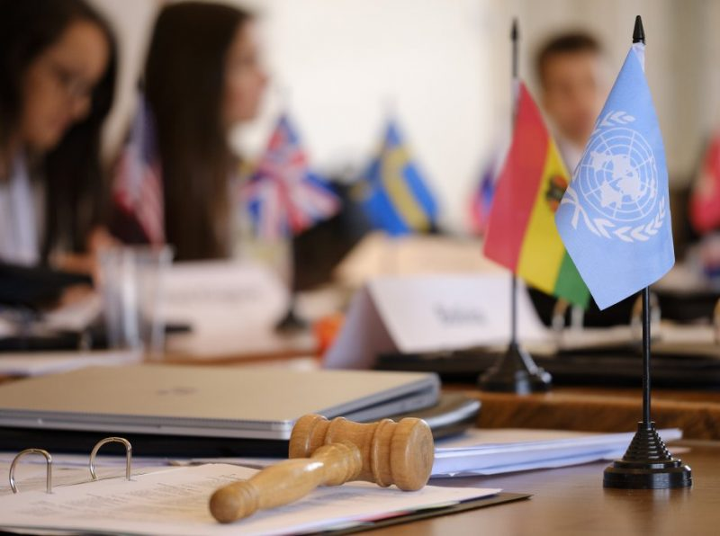 Haileybury MUN conference returns for another year