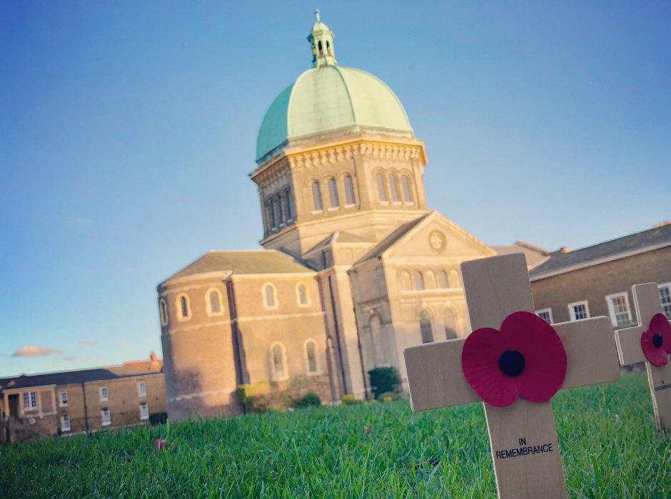 Haileybury pays tribute on Remembrance Sunday