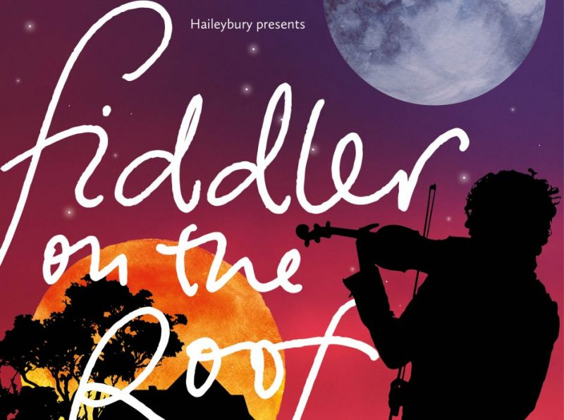 Haileybury presents Fiddler on the Roof