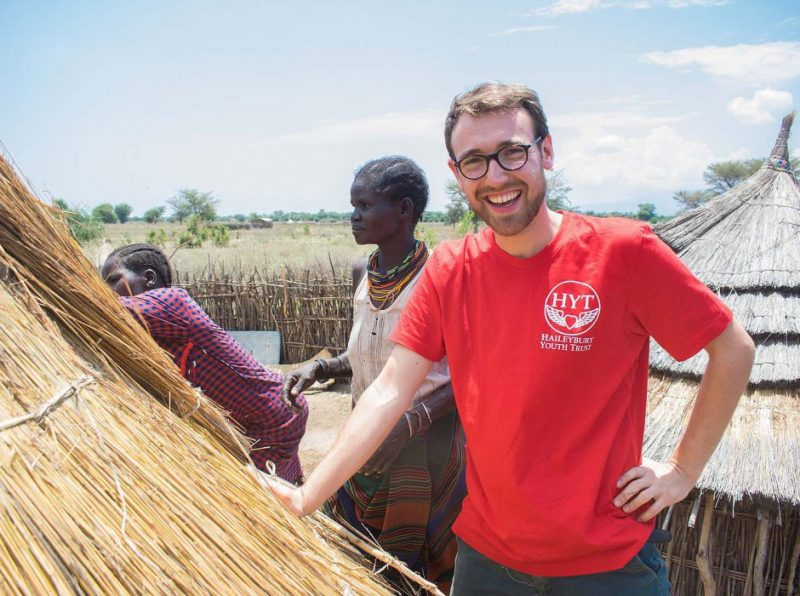 Haileybury Youth Trust to give refugees the building blocks to create new homes