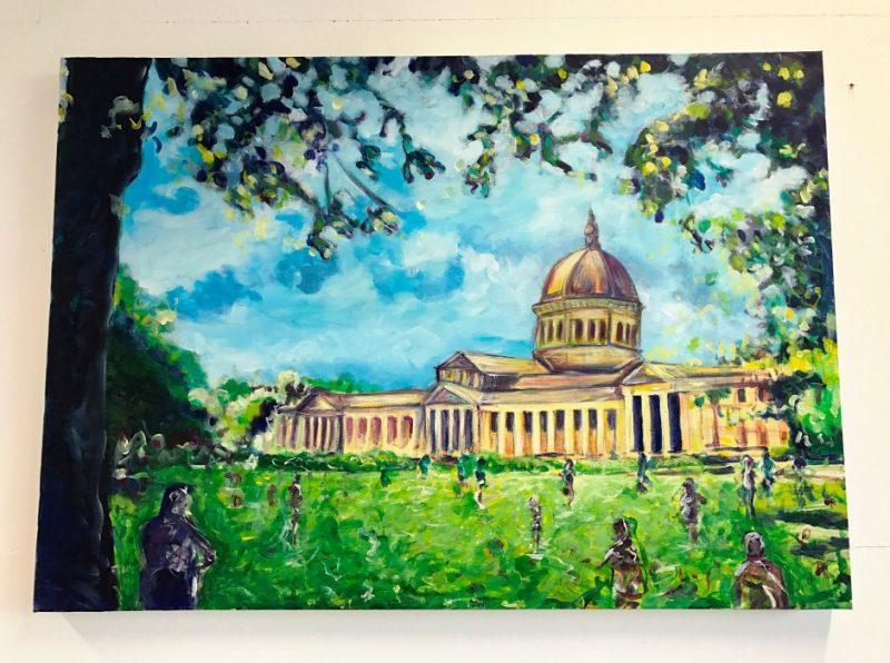 Haileybury's artists' showcase work in Speech Day exhibition