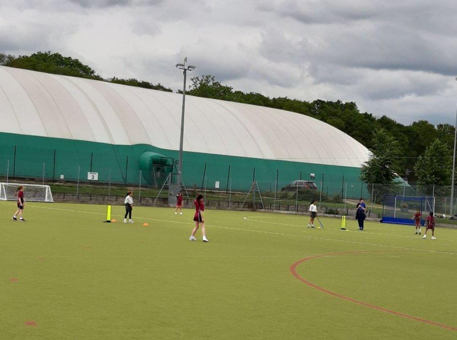 Haileybury's first ever U10 Girls' Cricket Festival was a great success