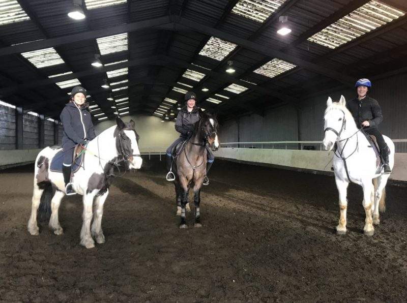 Horse riding enhances Haileybury's already packed co-curricular offering