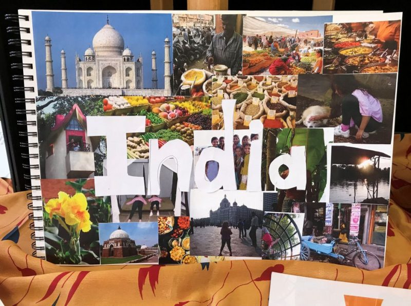 Lower School pupils get creative with India project