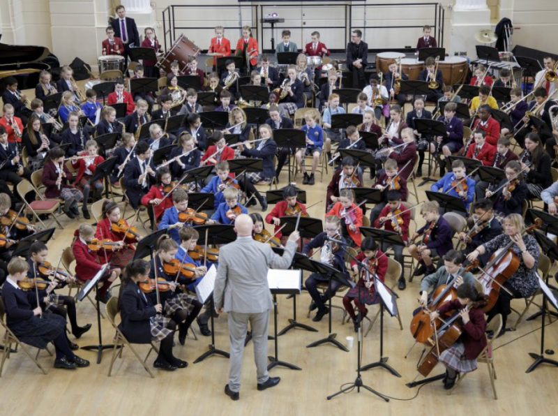 Orchestral Day continues to impress