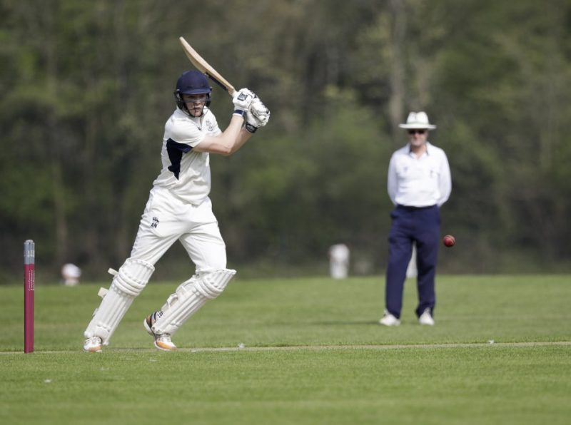 Strong start to the cricket season for boys' 1st XI
