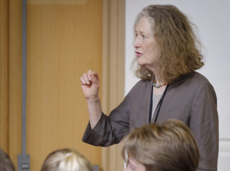 Music Scholar masterclass with sublime soprano Dame Emma Kirkby