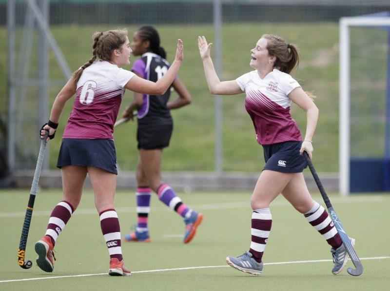 U18 Hockey girls through to next round of National Cup