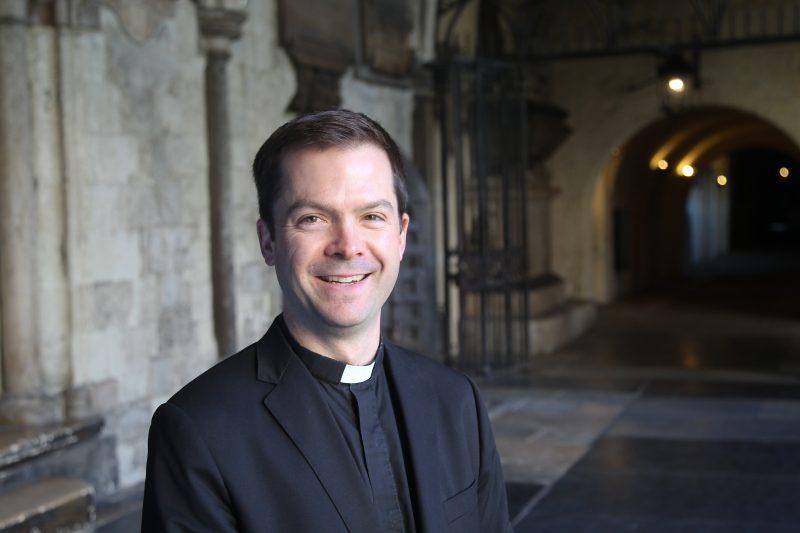 Haileybury appoints new Chaplain