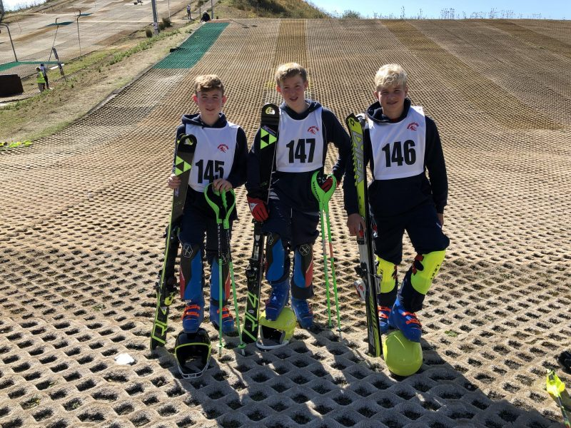 Can Haileybury ski trio become national champions?