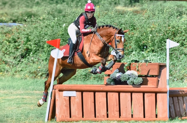 School spurs us on, say Haileybury showjumping starlets