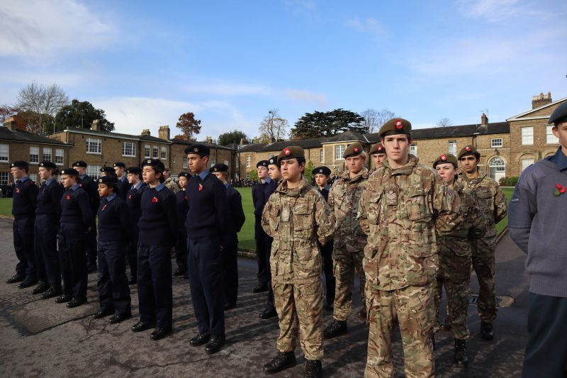 Act of Remembrance honours our fallen Haileybury heroes