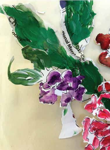 Art Exhibition – Lower Sixth IB: Ancestral Voices & Natural Selection