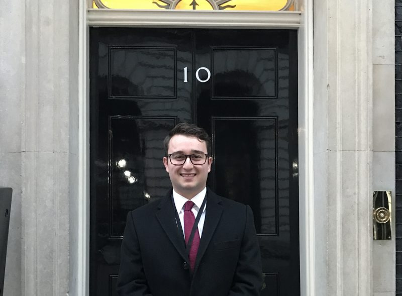 From MUN to meetings at Number 10: A former pupil's journey