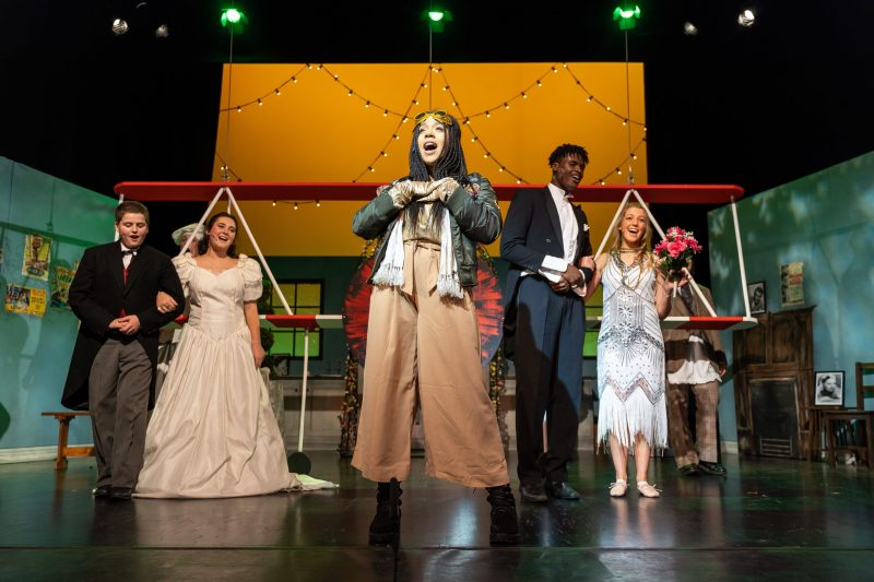 Picture-perfect: See all the snaps from a sensational production of The Drowsy Chaperone