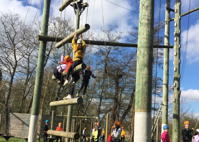 Term Highlight: Pupils hit the heights with a packed programme of adventure activities