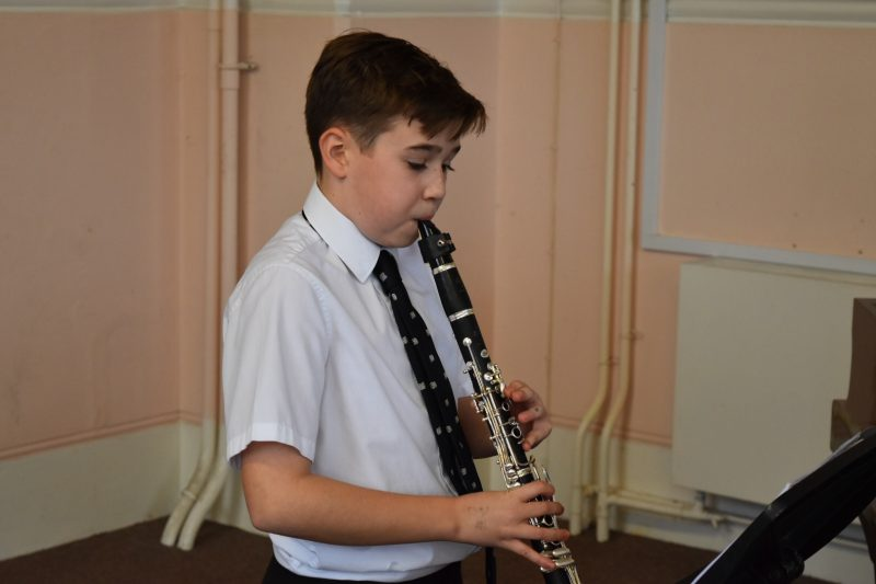 Term Highlight: Pupil hits all the right notes as one of the country's best young musicians