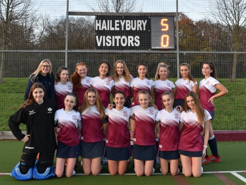 'Haileybury to the Highlands': Hockey players take on distance challenge to support NHS nurses