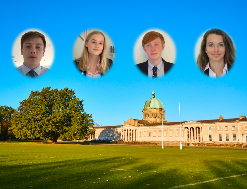 Meet our new pupil leadership team and find out why they're great role models