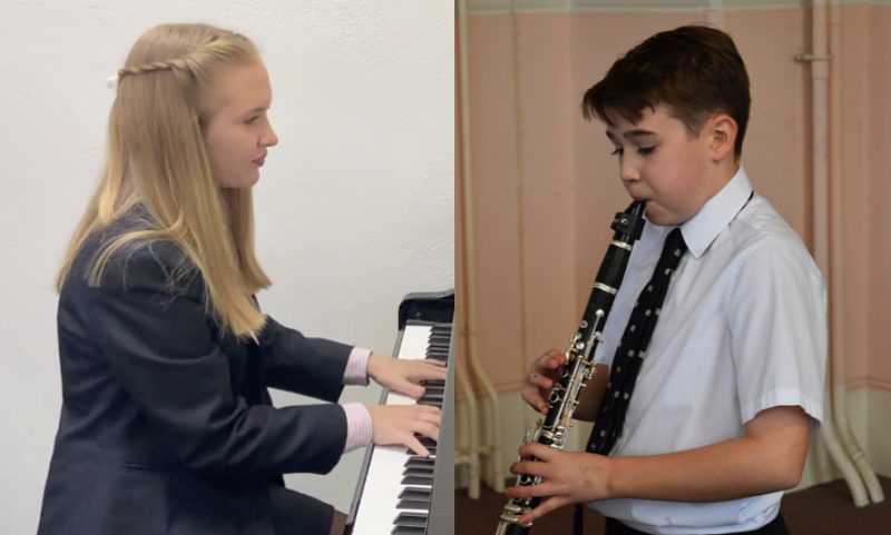 VIDEO: Winning performances from our Young Musicians of the Year 2020