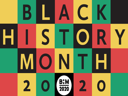 Looking ahead to a packed programme of events to mark Black History Month
