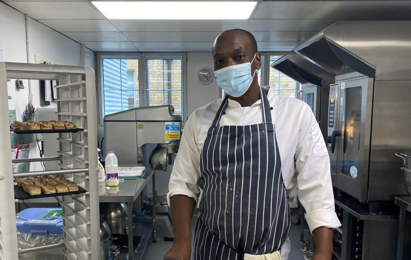 A day in the life of a Pastry Chef at Haileybury