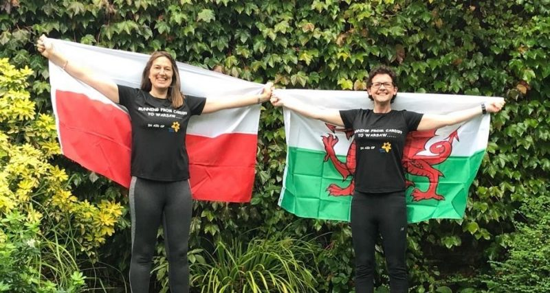Way to go! Dr Pugsley and team complete epic charity challenge in memory of her mum