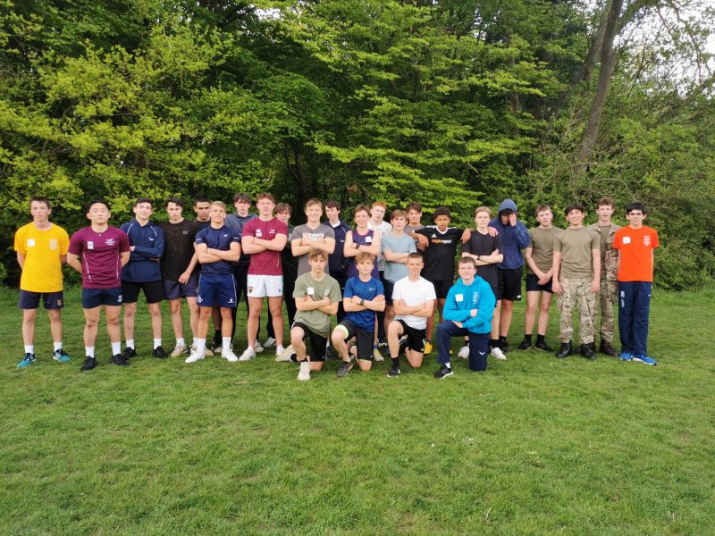 Loop the loop: Bartle Frere complete their marathon challenge for Haileybury Youth Trust