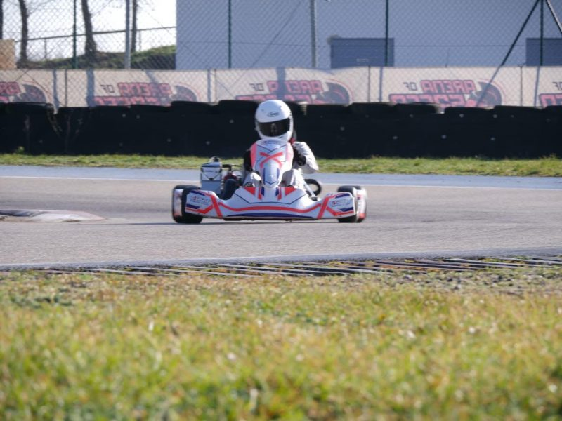 A driving force; Haileybury pupil manufactures an electrical go-kart from scratch