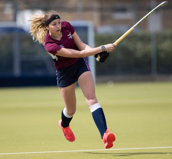 Haileybury pupils score a spot on the England Hockey squad