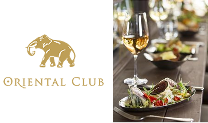 Drinks and Canapés at the Oriental Club