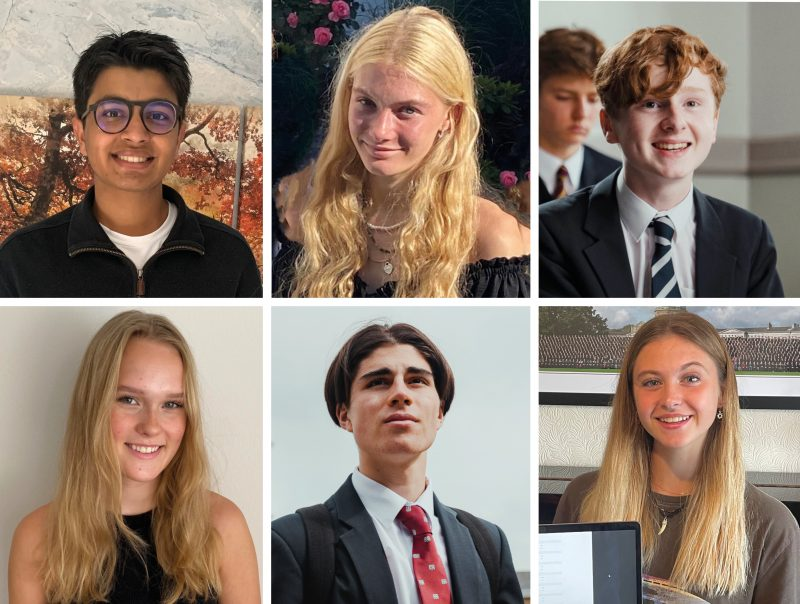 Fifths pupils receive an outstanding set of (i)GCSE results, with 84% of all grades at 7 – 9 or equivalent and twelve pupils receiving straight 9/A* grades